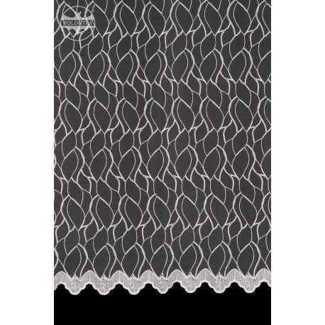 Firana haftowana wzór NUTKA DM43 wys. 280 cm
