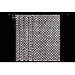 Firana wzór ZONIK DM37 wys. 280 cm