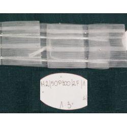TAŚMA MARSZCZĄCA M2/50P300/2F/1 - Przezroczysta