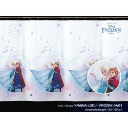 Firana dla dzieci Disney KRAINA LODU wzór DAG1