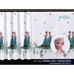 Firana dla dzieci Disney KRAINA LODU wzór DAG5