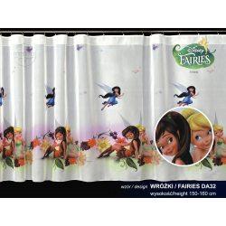 Firana dla dzieci Disney WRÓŻKI wzór DA32