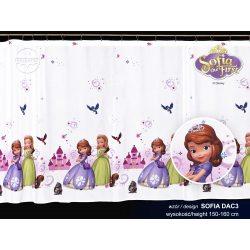 Firana dla dzieci Disney SOFIA wzór DAC3