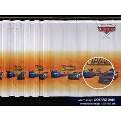 TKANINA CARS GOTARD - wzór DA51