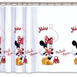 Firana dla dzieci Disney MYSZKA MINNIE wzór DA72