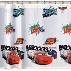 Firana dla dzieci Disney CARS - wzór DAE3