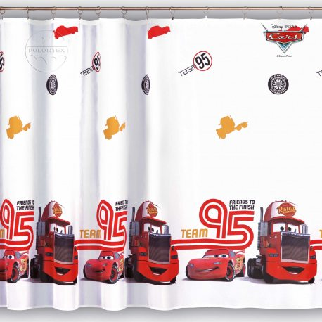 Firana dla dzieci Disney CARS wzór DA58