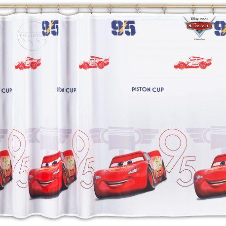 Firana dla dzieci Disney CARS wzór DAL2