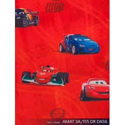PIĘKNE MATOWE ZASŁONY DZIECĘCE DRUK NR DA56 - Cars