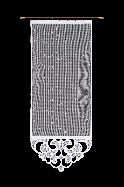 Gotowe Panele Wypalane Białe Szer 60 Cm Ażurowe 4446