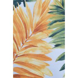 PIĘKNE MATOWE ZASŁONY 160 x 160 CM - Palmy kolorowe DRUK L 2118