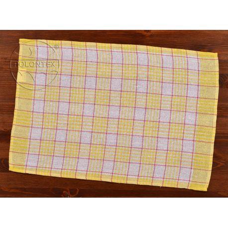 Ściereczka S-21 40x60 CM Żółta