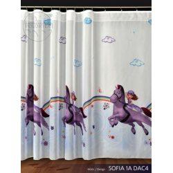 Firana dla dzieci Disney SOFIA wzór DAC4
