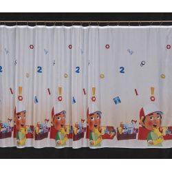 Firana dla dzieci Disney MANIEK ZŁOTA RĄCZKA wzór DA90