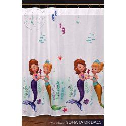 Firana dla dzieci Disney SOFIA wzór DAC5
