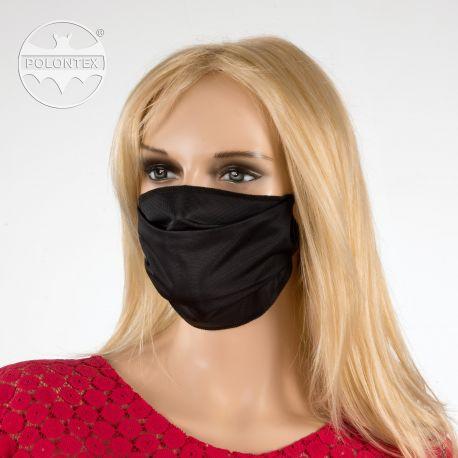 Maseczka czarna (model Katarzyna)