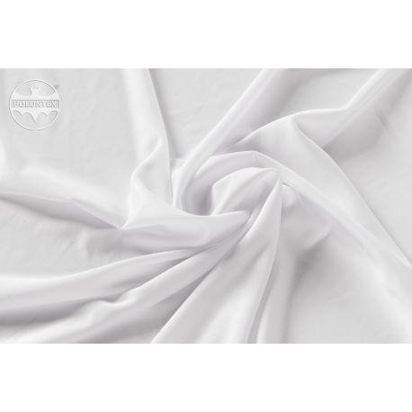 Dzianina biała elastyczna MLS-3111110006/160
