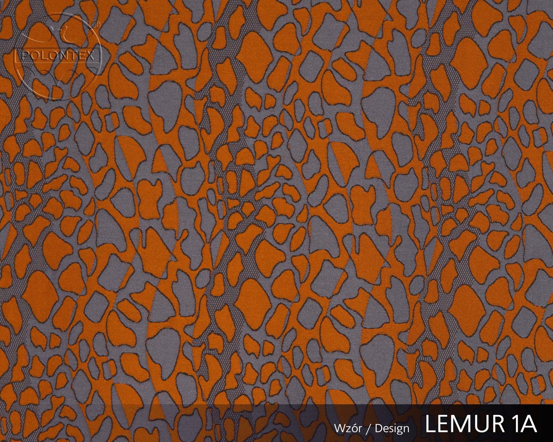 LEMUR J-9 1A pomarańcz
